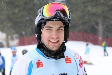 Fabian Obmann vom ASKÖ ESV St. Veit/Glan